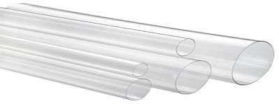 Clear Plastic Soil Sample liner
